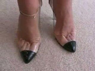 high heels, jalka fetissi, footjob