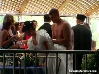 wedding, oral seks, parti