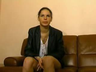 Perklausa plaukuotas analinis prancūziškas mergaitė