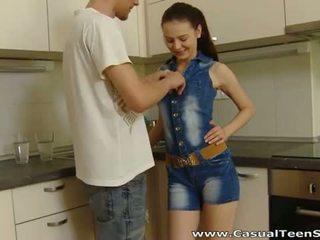 Casual 青少年 性别: guy tricks 青少年 成 他妈的 他