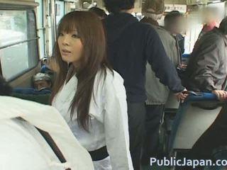 Hitomi Tanaka Sexy Oriental Doll Has Sex