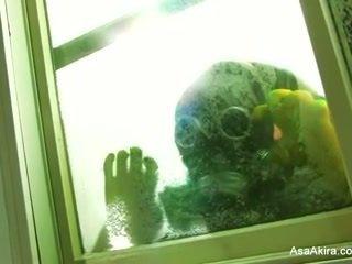 Asa akira - zombií anální creampie