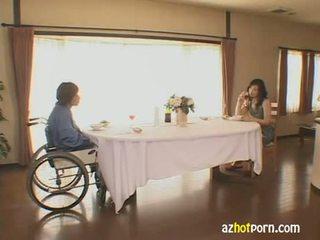 giapponese, moglie, sexy