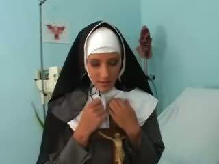 babes, nun, physicals
