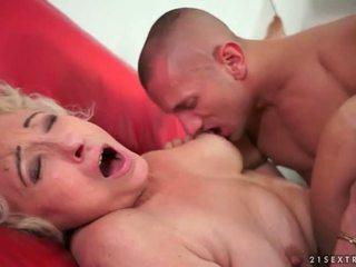 Compilation of horny old women enjoying kinky sex