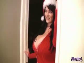 Rachel aldana dresses hasta para la navidad temporada