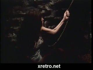 Oud school- retro porno film van de 80s