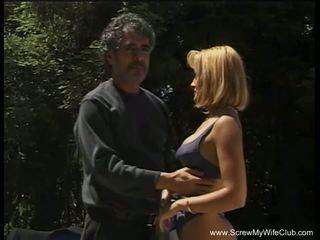 膚色 肛門 為 掃平 妻子, 免費 色情 ad