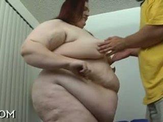 Obez beauty gets nailed bine