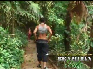 Tommy lima di brazil 2: di itu hutan