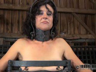 Punishment voor babes tepels