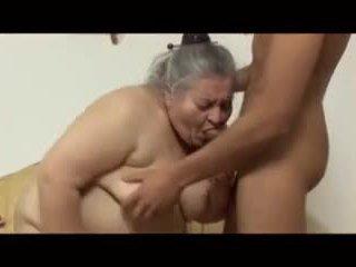 สาวใหญ่, bbw, grannies