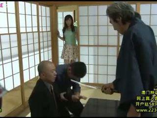 יפני גדול אישה חרמן זיון אורגיה 8