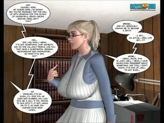 rajzfilmek, 3d comics