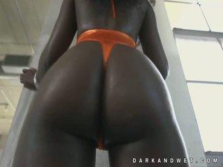 Jamaica tốt tối đen bé nóng người hay chọc ghẹo