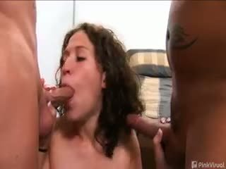 črna, group sex, blowjob