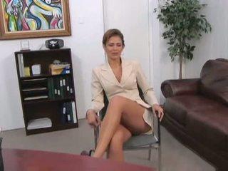 10, sjefen, sekretær