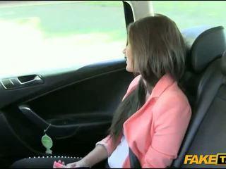 taxi, bil, amatör