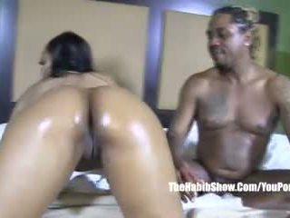 Sexy stripper thick latinos lusty red fucked by bbc king kreme video