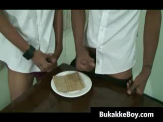 Nuostabus azijietiškas gėjus kietas porno video