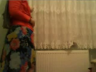 knipperende, webcams, amateur