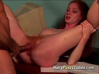 hardcore sex, boss, birojs