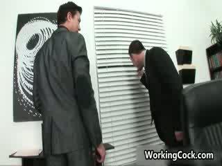 Seth roberts jāšanās un nepieredzējošas par birojs 3 līdz workingcock