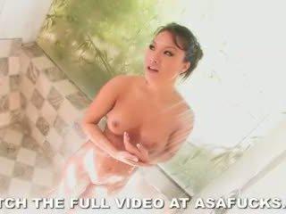 Wet and Wild Asian Asa Akira
