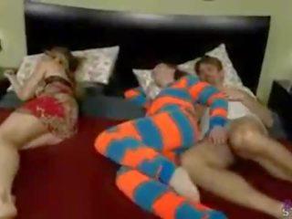 Molly jane uz jāšanās tētis kamēr māmiņa sleeps