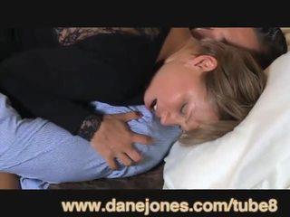 Danejones horký sexy maminka značky ho připojenými opčními těžký