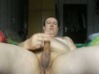 chubby, cumshot, očka