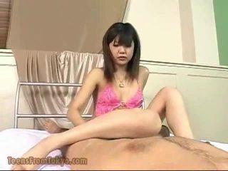 Een hand en voet baan