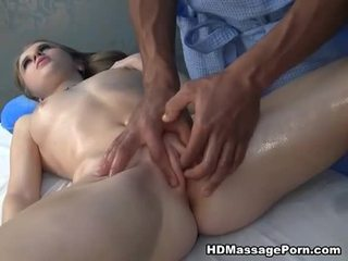 Massaaž ending sisse pritsimine