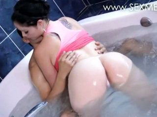 big boobs, meitene, blowjob