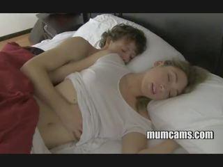 Slaap neuken mam