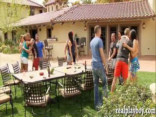 Swingers swap partners ja ho groupsex un the magamistuba
