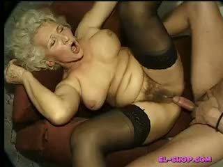 nenek, nilon, hardcore