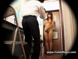 Schoolgirl caught stealing molested