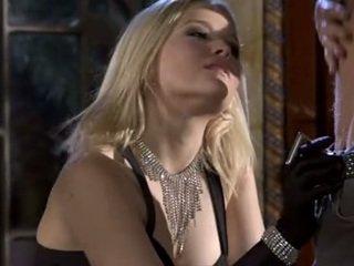 Chutné blondýna alexis texas