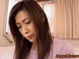 Японки възрастни жена has сладурана