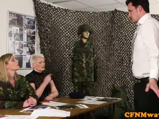 Femdom armén momen jag skulle vilja knulla holly kiss tugs rekrytera