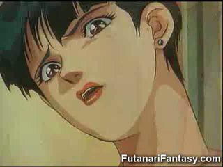 Crazy Toon Futanari Sex