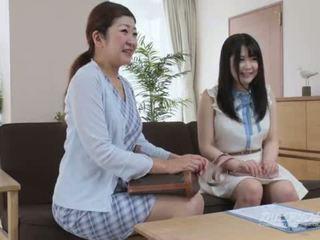 اليابانية, تجربة الاداء, مارس العادة السرية