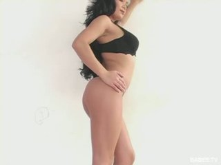 Mya Luanna Showing Her Large Ass