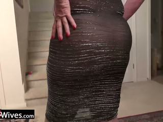 Usawives 성숙한 여자 jade solo masturbation: 무료 포르노를 f9