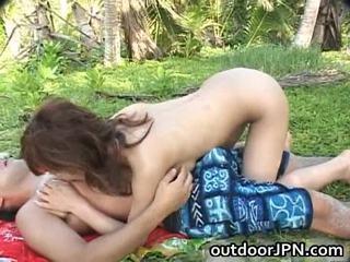 Ann nanba japans babe receives super