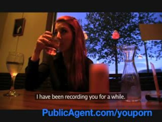 PublicAgent Reveals his identity to a friend for sex