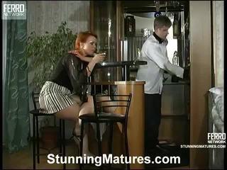 Ophelia And Jerry Hardcore Mature Actionion