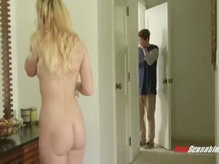 裸, ライディング, 近親相姦