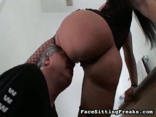 hardcore sex, sejas sēdus, facesitting